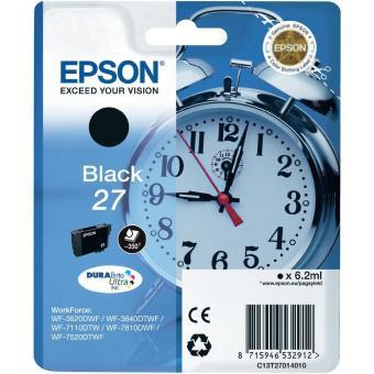 Originální cartridge EPSON T2701 (Černá)