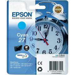Cartridge do tiskárny Originální cartridge EPSON T2702 (Azurová)