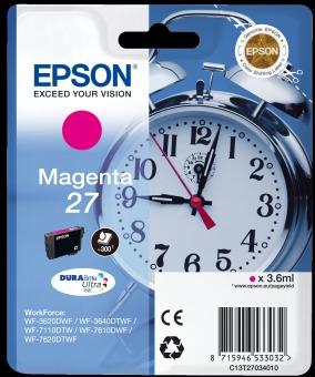 Originální cartridge EPSON T2703 (Purpurová)