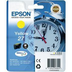 Cartridge do tiskárny Originální cartridge EPSON T2704 (Žlutá)
