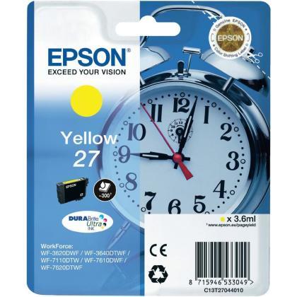 Originální cartridge EPSON T2704 (Žlutá)