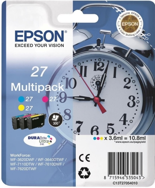 Sada originálních cartridge EPSON T2705