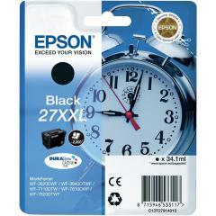 Cartridge do tiskárny Originální cartridge EPSON T2791 (Černá)