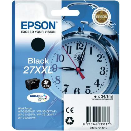 Originální cartridge EPSON T2791 (Černá)