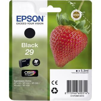 Originální cartridge EPSON T2981 (Černá)
