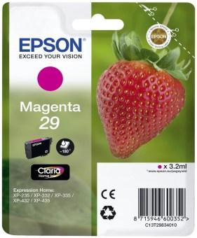 Originální cartridge EPSON T2983 (Purpurová)