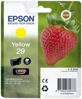 Originální cartridge EPSON T2984 (Žlutá)