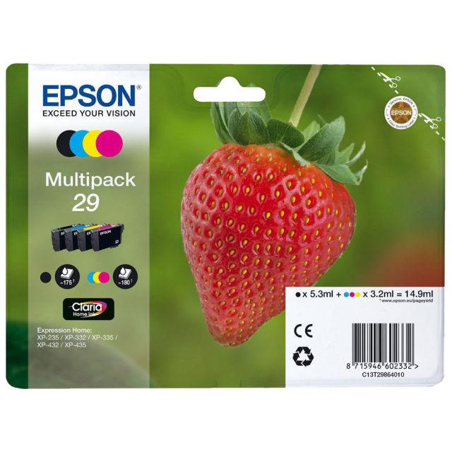 Sada originálních cartridge EPSON T2986