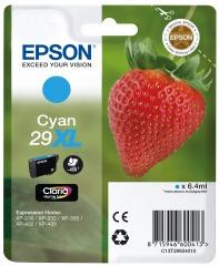 Cartridge do tiskárny Originální cartridge EPSON T2992 (Azurová)