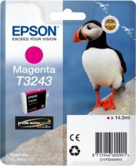 Cartridge do tiskárny Originální cartridge EPSON T3243 (Purpurová)