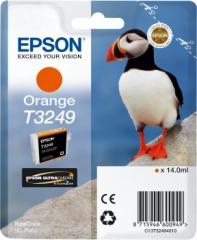 Cartridge do tiskárny Originální cartridge EPSON T3249 (Oranžová)