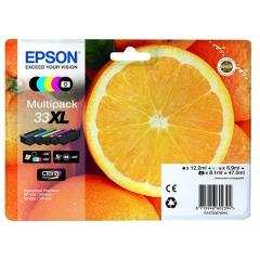 Sada originálních cartridge EPSON T3357 - obsahuje T3351-T3364