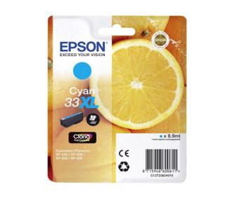 Originální cartridge EPSON T3362 (Azurová)