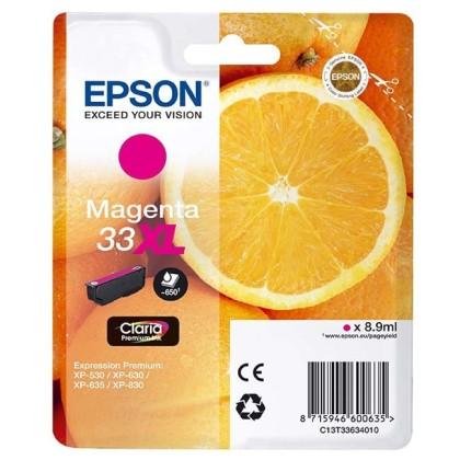 Originální cartridge EPSON T3363 (Purpurová)