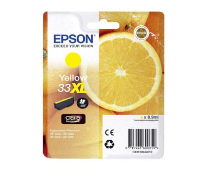 Originální cartridge Epson T3364 (Žlutá)