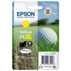 Cartridge do tiskárny Originální cartridge EPSON T3474 (Žlutá)