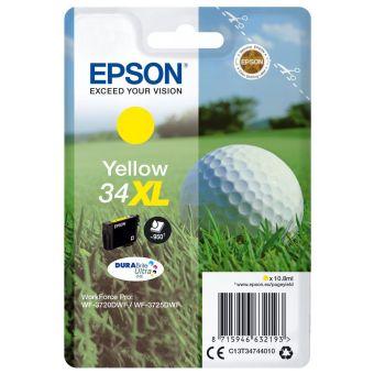 Originální cartridge EPSON T3474 (Žlutá)