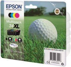 Sada originálních cartridge EPSON T3476 - obsahuje T3471-T3474