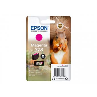 Originální cartridge EPSON č. 378 (T3783) (Purpurová)