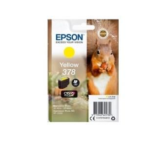 Originální cartridge EPSON č. 378 (T3784) (Žlutá)