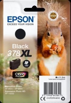Originální cartridge EPSON č. 378 XL (T3791) (Černá)