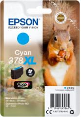 Cartridge do tiskárny Originální cartridge EPSON č. 378 XL (T3792) (Azurová)