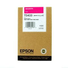 Cartridge do tiskárny Originální cartridge EPSON T5433 (Purpurová)