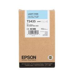 Cartridge do tiskárny Originální cartridge EPSON T5435 (Světle azurová)