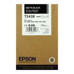 Cartridge do tiskárny Originální cartridge EPSON T5438 (Matná černá)