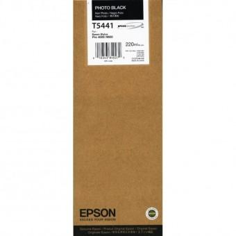Originální cartridge EPSON T5441 (Foto černá)