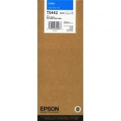 Cartridge do tiskárny Originální cartridge EPSON T5442 (Azurová)