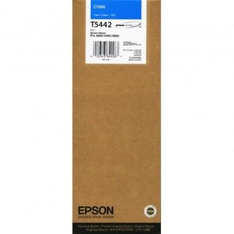 Originální cartridge EPSON T5442 (Azurová)