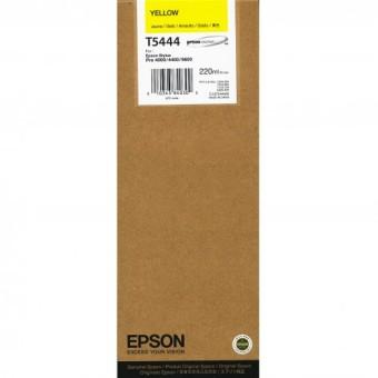 Originální cartridge EPSON T5444 (Žlutá)