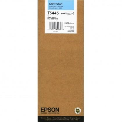 Originální cartridge EPSON T5445 (Světle azurová)