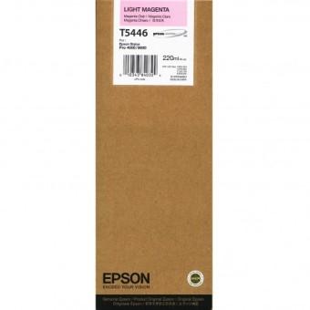 Originální cartridge EPSON T5446 (Světle purpurová)