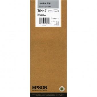 Originální cartridge EPSON T5447 (Světle černá)