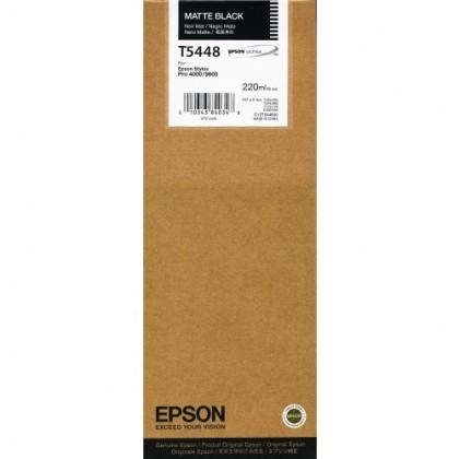 Originální cartridge EPSON T5448 (Matná černá)