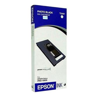 Originální cartridge EPSON T5491 (Foto černá)
