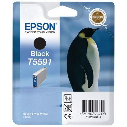 Originální cartridge EPSON T5591 (Černá)