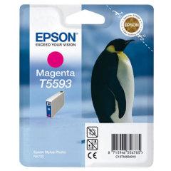 Cartridge do tiskárny Originální cartridge EPSON T5593 (Purpurová)