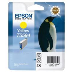 Cartridge do tiskárny Originální cartridge EPSON T5594 (Žlutá)