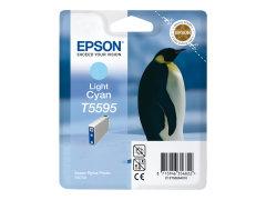Cartridge do tiskárny Originální cartridge EPSON T5595 (Světle azurová)
