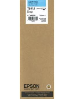 Originální cartridge EPSON T5915 (Světle azurová)