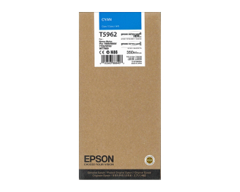Originální cartridge EPSON T5962 (Azurová)