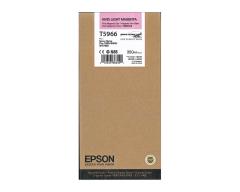 Cartridge do tiskárny Originální cartridge EPSON T5966 (Živě světle purpurová)