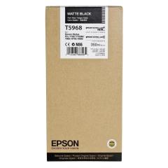 Cartridge do tiskárny Originální cartridge EPSON T5968 (Matně černá)