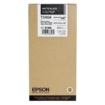 Originální cartridge EPSON T5968 (Matně černá)