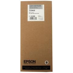 Cartridge do tiskárny Originální cartridge EPSON T5969 (Světle světle černá)