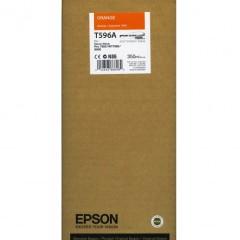 Cartridge do tiskárny Originální cartridge EPSON T596A (Oranžová)