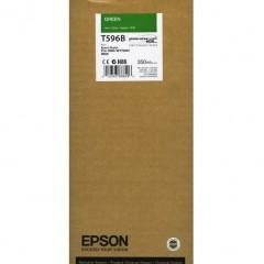 Cartridge do tiskárny Originální cartridge EPSON T596B (Zelená)